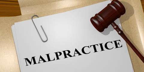 Top 3 Causes of Medical Malpractice, Macon-Bibb, Georgia
