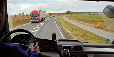 4 Common Safety Violations Incurred By Commercial Trucks, Macon-Bibb, Georgia