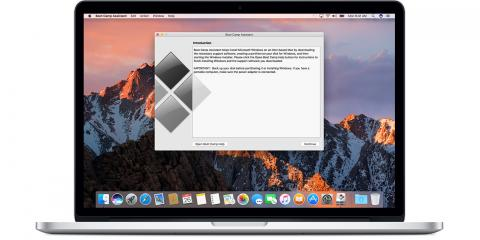 #TechTip - You can run #Windows on your #Mac® computer. Apple® explains it in 6 easy steps. Need help? We got you! #Durham_Geeks, Durham, New Hampshire