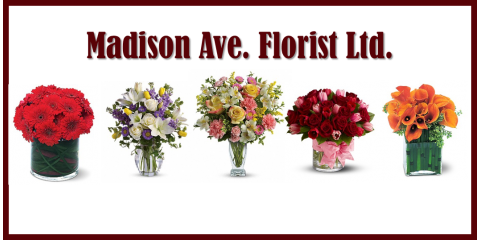 Madison Avenue Florist Ltd., Florists, Shopping, New York, New York