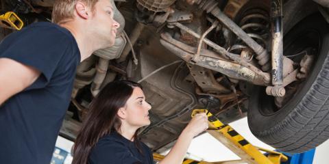 3 Signs You Need Urgent Brake Repairs, North Madison, Ohio