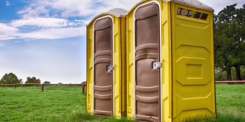 A Guide to Preventing Port-a-Potties From Tipping Over, Madrid, Iowa