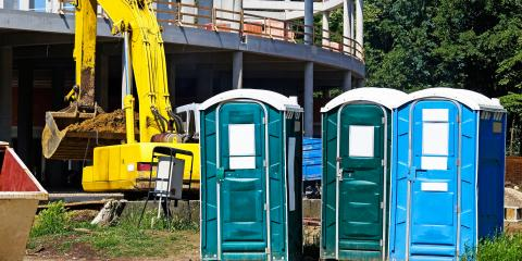 4 Factors for Deciding How Many Port-a-Potties a Construction Site Needs, Madrid, Iowa