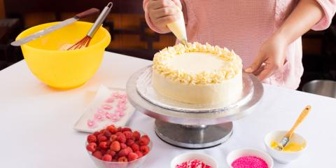 Test Your Creativity With a Maggie Moo's Custom Ice Cream Cake, Centerville, Ohio