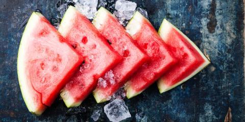 Celebrate National Watermelon Day With Maggie Moo's Best Sorbet, Cedar City, Utah