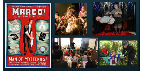Need A Thanksgiving Magic Show to Bring the Family Together?, Philipstown, New York