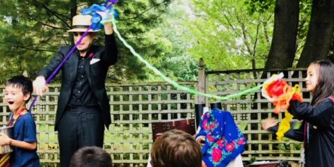 5 STAR HARRY POTTER MAGIC SHOW MYSTIFIES CHAPPAQUA CHILDREN