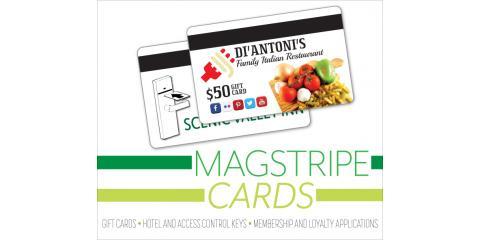 Magstripe Cards, Islip, New York