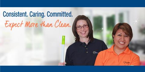 Gifting a clean home, Tuscarora, Maryland
