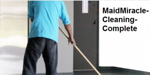 Home & Office Cleaning Services From Maid Miracle - Cleaning Complete, Inc, Manhattan, New York