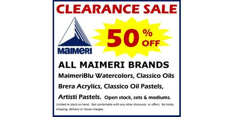 Maimeri Clearance SALE, Honolulu, Hawaii