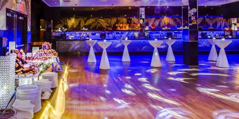 The Copacabana Times Square Offers Beautiful Lounges for Wedding Receptions, Manhattan, New York