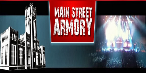 Main Street Armory, Concert Venues, Arts and Entertainment, Rochester, New York