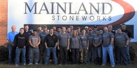 Mainland Stoneworks, Countertops, Services, Kernersville, North Carolina