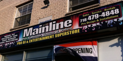 DJ LEFTY HERNANDEZ JOINS MAINLINE PRO!!!, Hempstead, New York