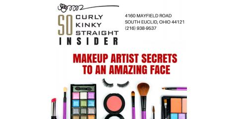 The 10 Minute Face With Makeup Artist & Stylist Tiara, South Euclid, Ohio