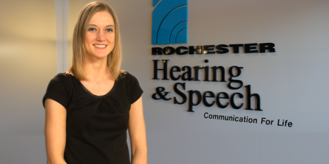 Rochester Hearing and Speech Center Welcomes Audiologist Mallory Larsen to the Greece Location, Rochester, New York