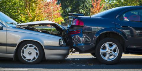 5 Common Causes of Car Accidents and How to Prevent One, Brown, Ohio