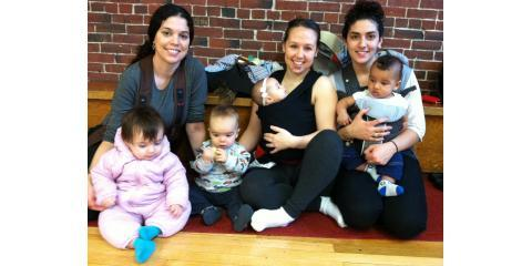 Get Back Into The Swing of Things With Mommy & Me Classes at Mama Ballroom, Newton, Massachusetts