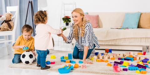 How to Set an Effective Playtime for Your Child, Mamaroneck, New York