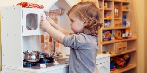 3 Developmental Benefits Play Kitchens Offer Children, Mamaroneck, New York