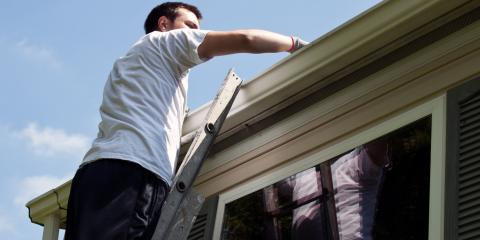 Easy Steps to Check & Fix Rain Gutter Alignment, Cookeville, Tennessee