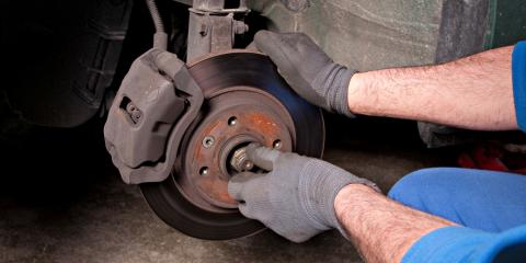 5 Tips to Keep Your Brakes Working Properly, Cleveland, Ohio