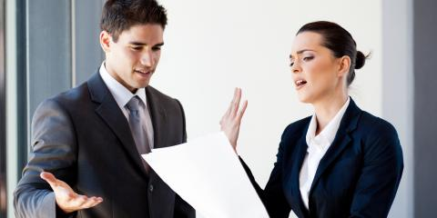 Burnsville Management Consulting Team Explains 3 Ways to Handle Conflict at Work, Burnsville, Minnesota