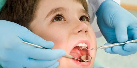 Children's Dentistry Explains What to Expect During Your Child's First Visit, Manchester, Connecticut