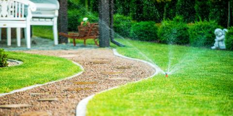 3 Benefits of Sprinkler Installation, Manchester, New York