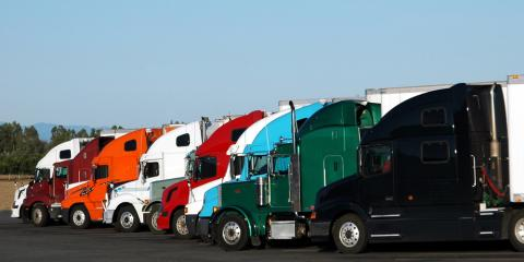 Avoid Semi-Truck Repair by Scheduling a Preventative Maintenance Program, Manchester, New York