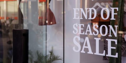3 Benefits of Using Window Decals for Outdoor Marketing, Manhattan, New York