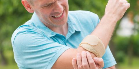 Leading Physical Therapists Explain Tennis Elbow, Manhattan, New York