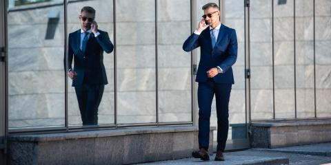 3 Benefits of Owning a Tailored Suit, Manhattan, New York