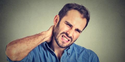 3 Common Causes of Neck Pain, Mansfield, Texas