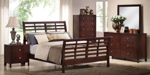 7 PIECE BEDROOM SET – MANTARO-$633, St. Louis, Missouri