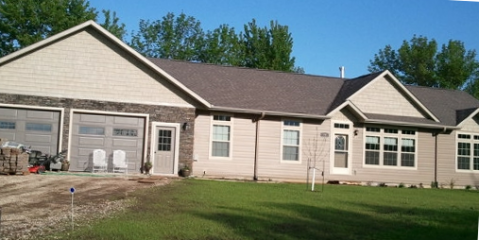 The Process of Building a Manufactured Home, Rice Lake, Wisconsin