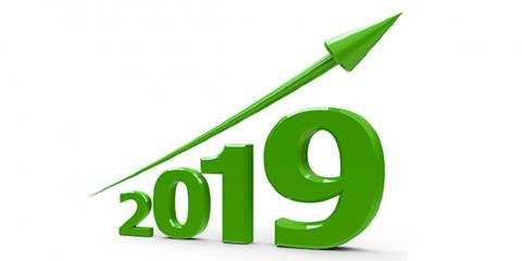 Many Tax-Related Limits Affecting Businesses Increase for 2019, Mountain Home, Arkansas