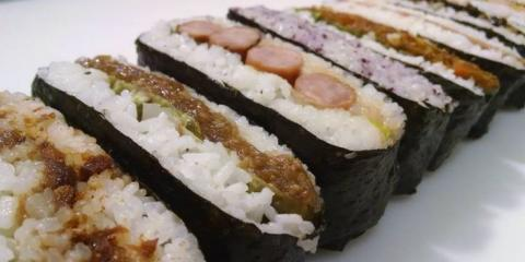 Best Musubi Hot Spot Has the Most Unique Fillings in Honolulu, Honolulu, Hawaii
