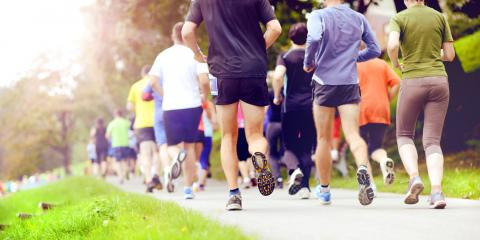 How to Minimize Pain After Running a Marathon, Crystal, Minnesota