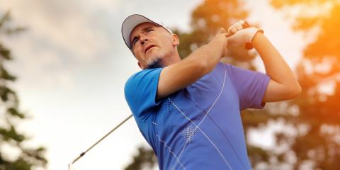 Top 5 Golf Injuries & How to Avoid Them, Chaska, Minnesota