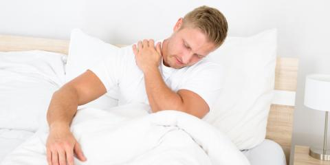 3 Tips for Sleeping With Shoulder Pain, Coon Rapids, Minnesota