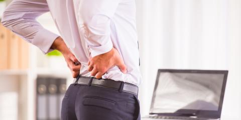 5 Everyday Activities That Could Be the Source of Your Back Pain, Chaska, Minnesota
