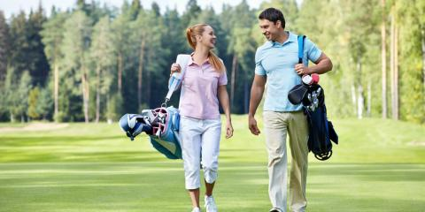 The Golfer's Guide to Chronic Back Pain, Coon Rapids, Minnesota