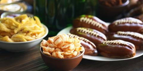 5 Healthy, Pain-Relieving Snacks to Try This Football Season, Maple Grove, Minnesota