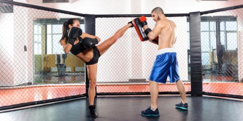 Why Kickboxing Benefits Women, Hadley, Missouri