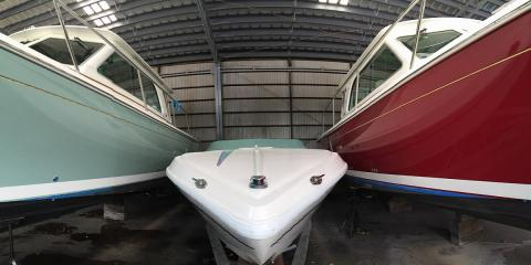 Take the Hassle Out of Winter Boat Storage, Portland, Connecticut