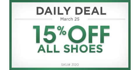 15% off on All Golf Shoes, Manhattan, New York