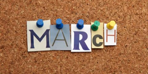 March has arrived, things are heating up , Kissimmee, Florida