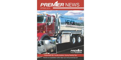Premier March 2015 Newsletter, Columbus, Indiana